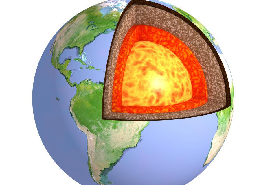 Noyau terrestre